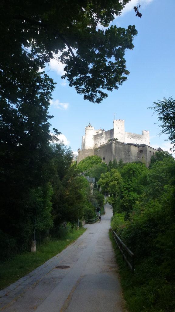 SalzburgNische Festung Hohensalzburg